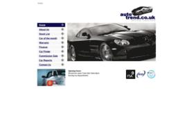 Autotrend.co.uk thumbnail
