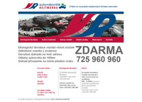 Autovrakovistehejtmanka.cz thumbnail