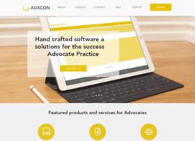 Auxcon.co.za thumbnail