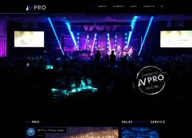 Av-pro.ca thumbnail
