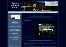 Avalonmotels.co.nz thumbnail