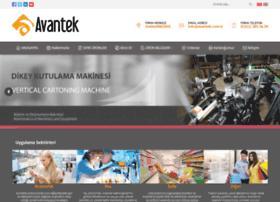Avantek.com.tr thumbnail
