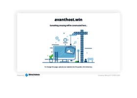 Avanthost.win thumbnail