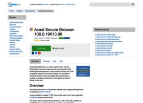 Avast-secure-browser.updatestar.com thumbnail