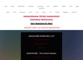 Avaxhome-mirrors.pw thumbnail