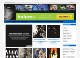 Avengerswallpaper.net thumbnail