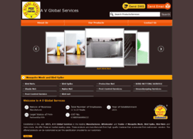 Avglobalservices.co.in thumbnail