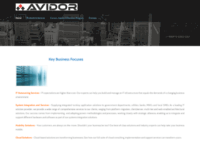 Avidor.com.sg thumbnail