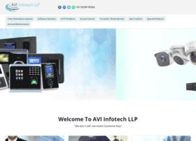 Aviinfotech.net thumbnail
