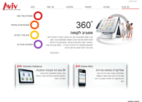 Aviv-pos.co.il thumbnail