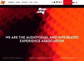 Avixa.org thumbnail