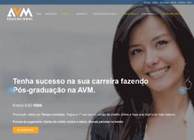 Avm.edu.br thumbnail