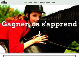 Avoine-turf.fr thumbnail