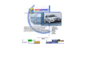Avtoexport.us thumbnail