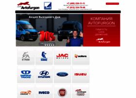 Avtofurgon.ru thumbnail