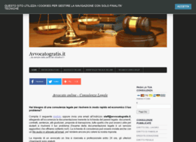 Avvocatogratis.it thumbnail