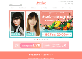 Awake.co.jp thumbnail