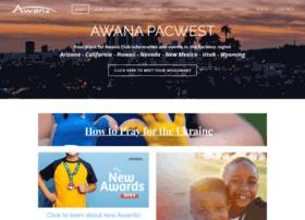 Awanapacwest.org thumbnail