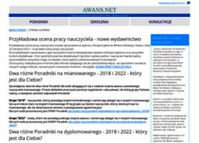 Awans.net thumbnail