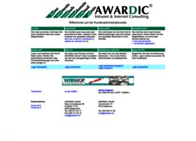 Awardic.net thumbnail