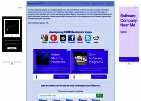 Awebproxy.com thumbnail