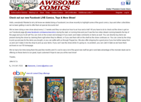 Awesomecomicsonline.com thumbnail