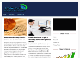 Awesomepennystocks.org thumbnail