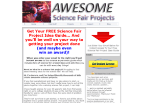 Awesomescienceprojects.com thumbnail