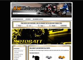 Awmotorcycleparts.co.uk thumbnail