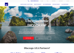 Axa-assistance.pl thumbnail