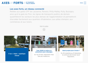 Axes-forts.ch thumbnail