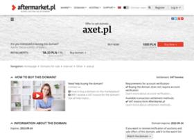 Axet.pl thumbnail
