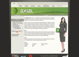 Axial.mx thumbnail