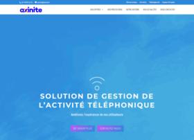 Axinite.fr thumbnail