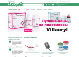 Axiomadent.ru thumbnail