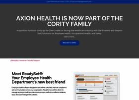 Axionhealth.com thumbnail