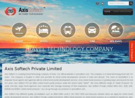 Axissoftech.co.in thumbnail