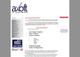 Axoft.com.tr thumbnail