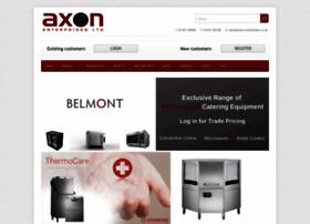 Axon-enterprises.co.uk thumbnail