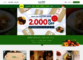 Axtos.nosh.jp thumbnail