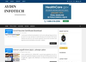 Aydininfotech.com thumbnail
