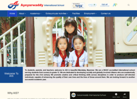 Ayeyarwaddyinternationalschool.com thumbnail