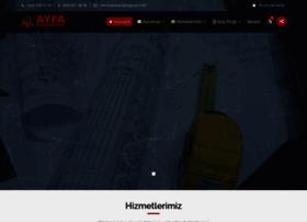 Ayfaproje.com.tr thumbnail