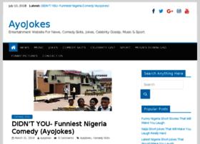 Ayojokes.com.ng thumbnail
