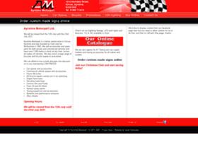 Ayrshiremotorpart.co.uk thumbnail