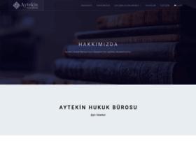 Aytekinhukuk.com.tr thumbnail