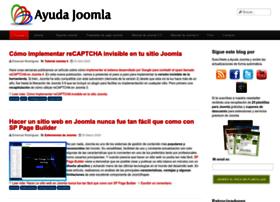 Ayudajoomla.com thumbnail