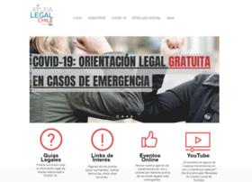 Ayudalegalchile.cl thumbnail