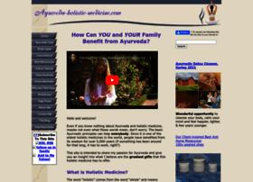 Ayurveda-holistic-medicine.com thumbnail