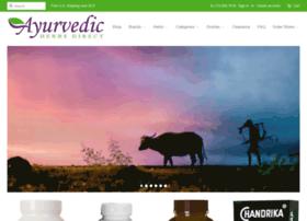 Ayurvedicherbsdirect.com thumbnail